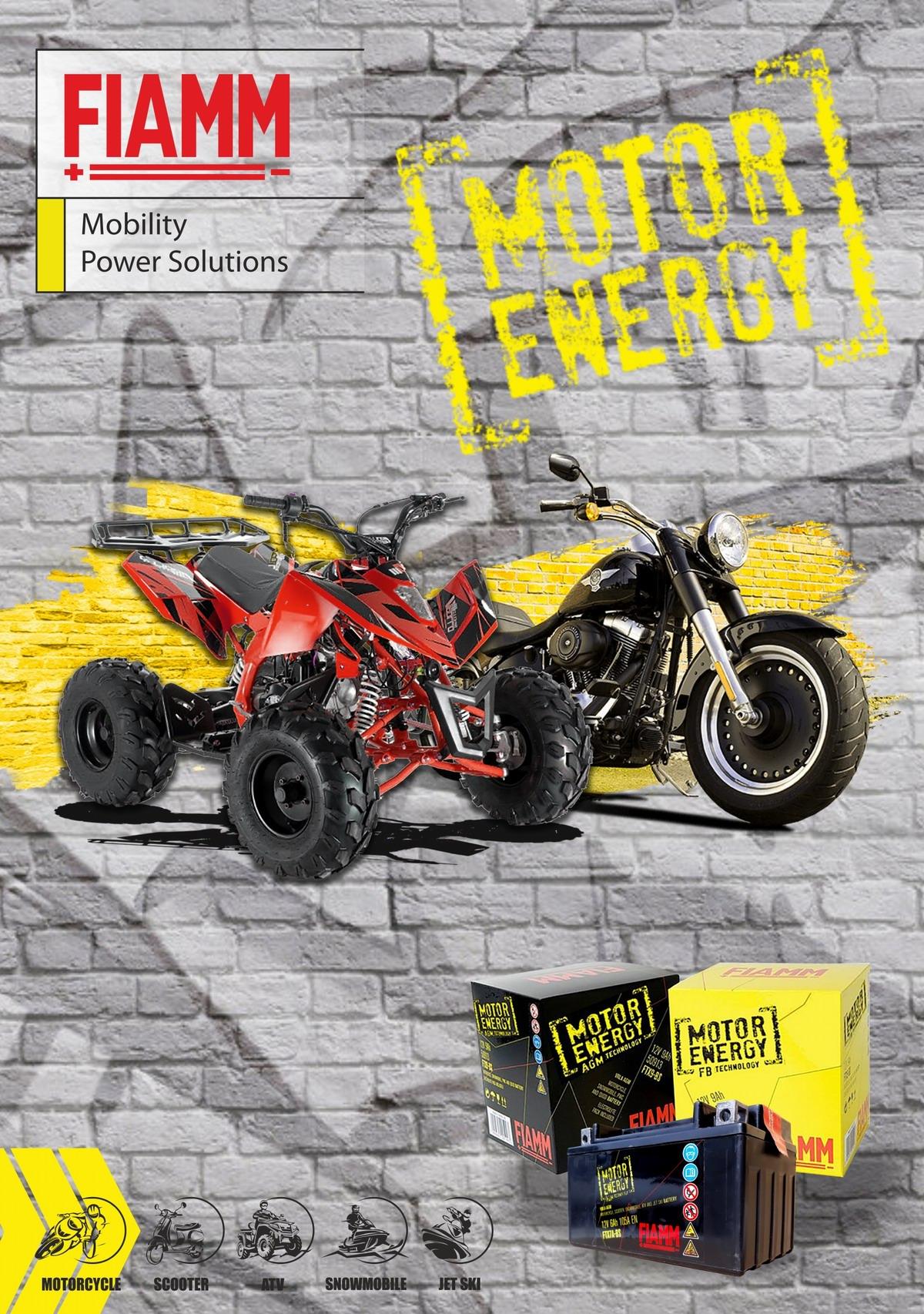 FIAMM Moto